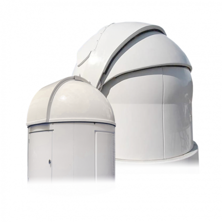 Picture for category Observatory domes