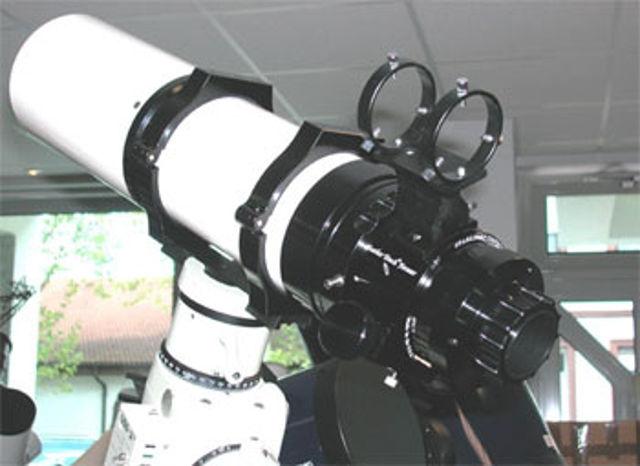 Bild von APM - LZOS Apo Refraktor 100/800 CNC LW II
