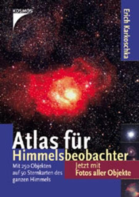 Picture of Bücher  - Atlas für Himmelsbeobachter