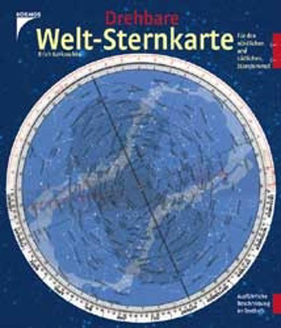 Bild von Kosmos - Drehbare Sternkarte XL