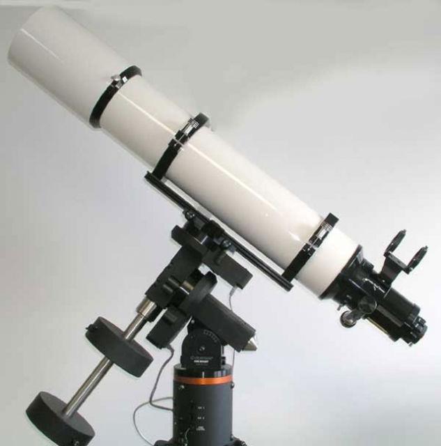 Bild von APM - LZOS Apo Refraktor 152/1200 CNC LW II