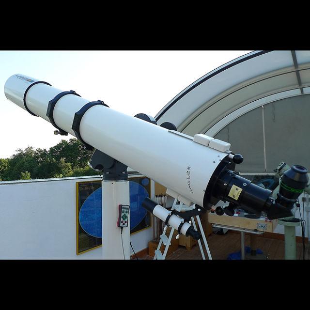 Bild von APM - LZOS Apo Refraktor 228/2050 CNC LW II