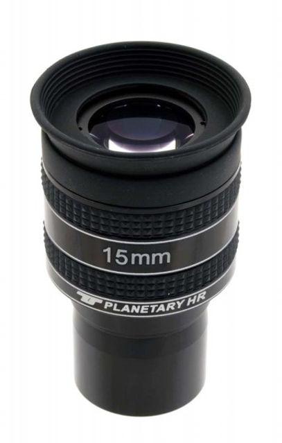 "Bild von TS Optics 15 mm Planetary HR - 1,25""-Okular, 58°, voll multivergütet"