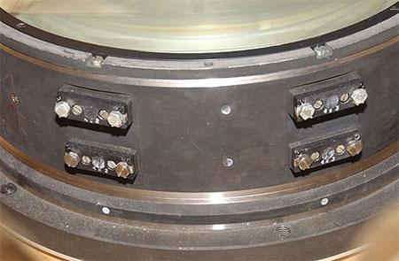 Bild von APM - ARIES & LZOZ  Apo Refraktor 356/4270 CNC LW II