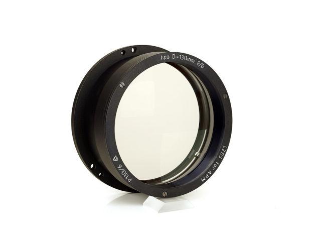Picture of APM - LZOS Apo-Refraktoren - 130 f/6 Apochromat, Lens in Cell
