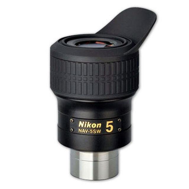 Picture of Nikon NAV SW  5mm eyepiece