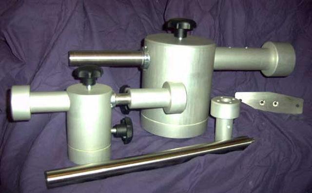 Bild von Tele-Optic - Edel-Stahl Gegengewichtstange