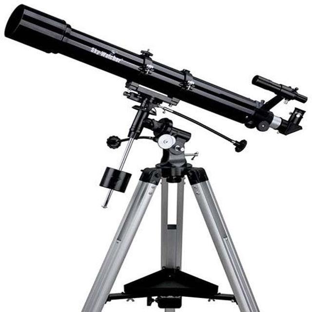 Bild von Skywatcher Teleskop AC Evostar-90 EQ-2 Refraktor