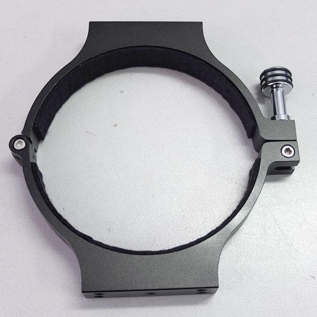 Bild von APM CNC Rohrschelle 136mm - Paar