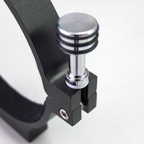 Bild von APM CNC Rohrschelle 145mm - Paar