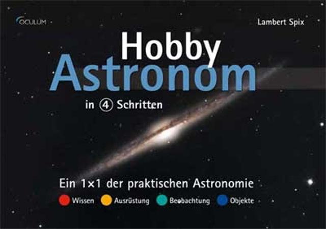 Picture of Bücher  - Hobby Astronom in 4 Schritten