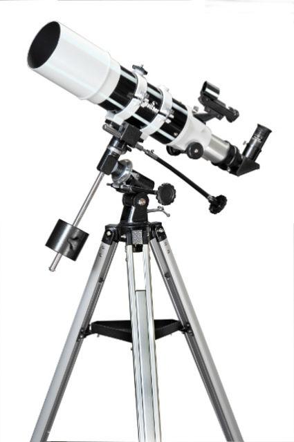 Bild von Skywatcher - Startravel-102 EQ-1 Refraktor