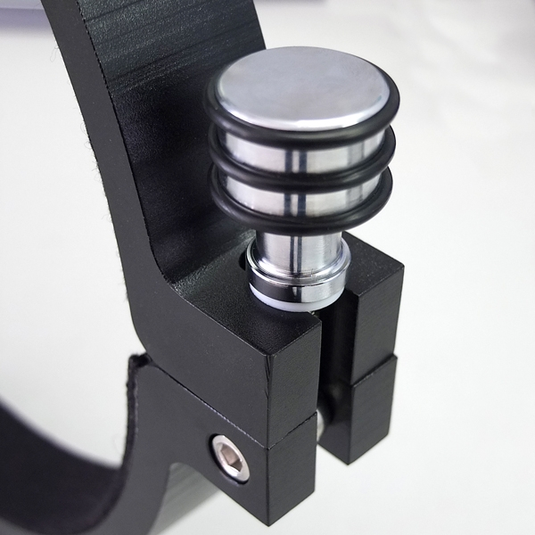 Bild von APM CNC Rohrschelle 268 mm - Paar