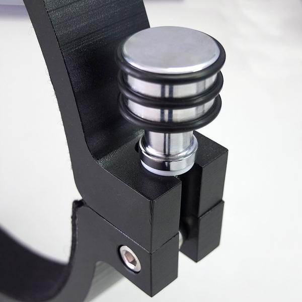 Bild von APM CNC Rohrschelle 299mm - Paar
