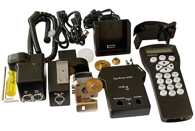 Bild von Skywatcher - SynScan PRO Goto-Upgrade-Kit für EQ3-2 Montierung