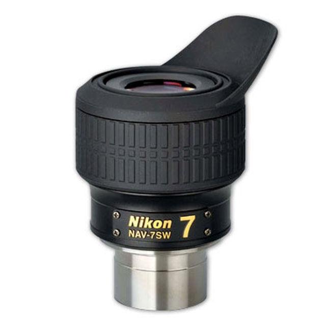 Picture of Nikon NAV SW  7mm eyepiece