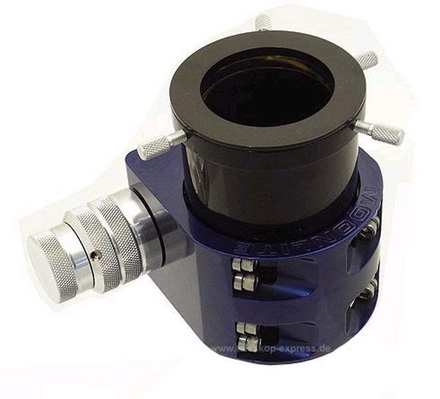 Bild von MoonLite - Moonlite 2,5'' Crayford Auszug- 1:8 - 70mm Bauhöhe - blau