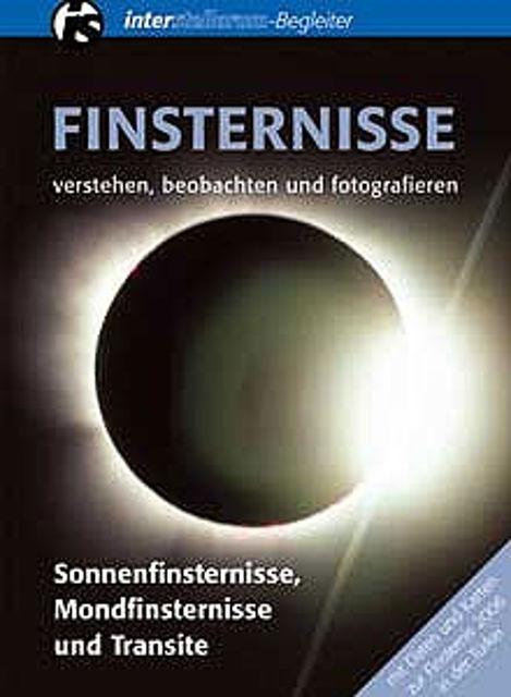Picture of Bücher  - Finsternisse - verstehen, beobachten und fotografieren