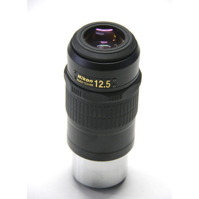 Picture of Nikon NAV HW 12.5 mm eyepiece with corrector EiC-10