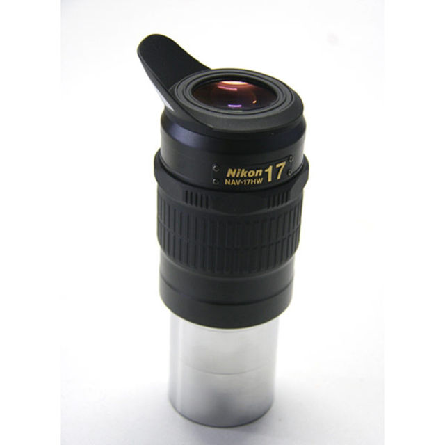 Picture of Nikon NAV HW 17 mm eyepiece with corrector EiC-14
