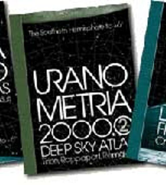 Picture of Bücher  - Urano Metria 2000 Deep Sky Atlas Vol.2