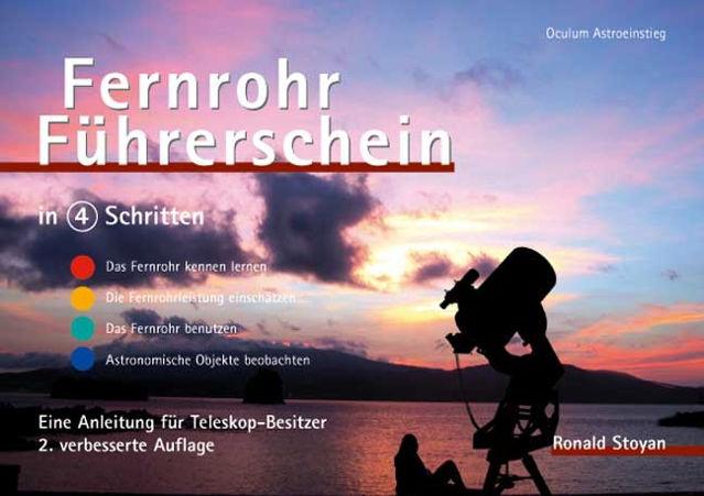 Picture of Bücher  - Fernrohr Führerschein in 4 Schritten