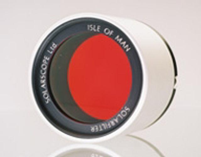 Bild von Solarscope / UK - 70 mm 0.7 A Sonnen H-alpha Filter Set