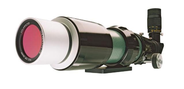 Bild von Solarscope / UK - 50 mm 0.7 A Sonnen H-alpha Filter Set