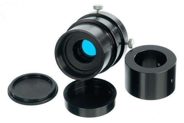 Bild von Solarscope / UK - 70 mm 0.5 A Sonnen H-alpha Doppel-Filter Set