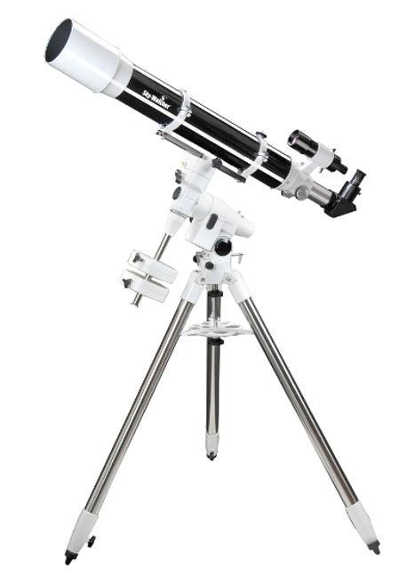 Bild von Skywatcher - Evostar-120 Refraktor auf EQ-5-Montierung