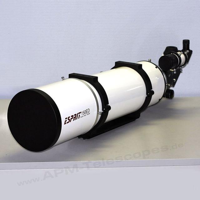 Bild von Skywatcher Esprit 150ED Triplet-Apo-Refraktor 150 mm f/5,25 mit Korrektor und APM-Riccardi Apo-Reducer im Set