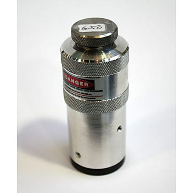 """Picture of Howie Glatter 1 1/4"""" 650 nm Lasercollimator"""