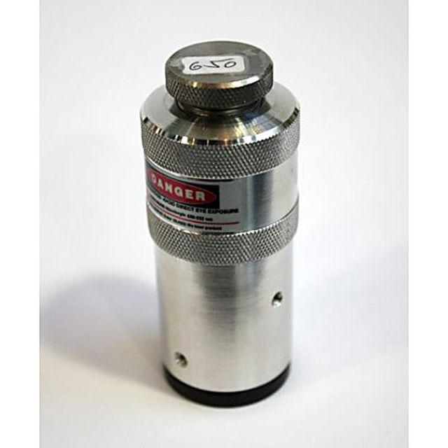 """Bild von Howie Glatter 1 1/4"""" 650 nm Laserkollimator"""