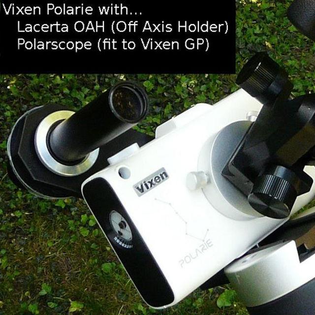 Picture of Lacerta Polarfinder Set for Vixen Polarie