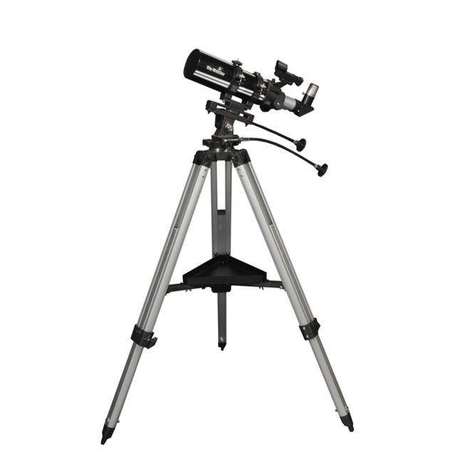 Bild von Skywatcher Kometensucher Sonderediton Startravel 80 auf AZ3