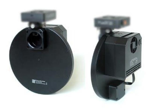 """Bild von Moravian CCD-EFW2-7 Filterrad für G3 CCD - 7x 50mm Filter 2"""" und ungefasst"""