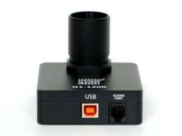 Bild von Moravian CCD Kamera s/w - Sony Chip D=6mm - 3,75µm Pixel - luftgekühlt