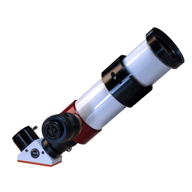 Bild von LUNT LS50THa/B600PT H-Alpha Sonnenteleskop