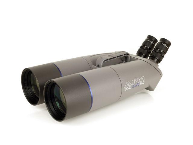 Bild von APM 100mm 45° ED-APO Fernglas mit UF18mm