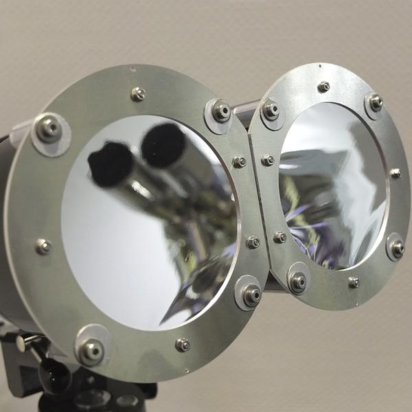 Bild von Sonnenfilter SF100 von Euro EMC für APM100 Ferngläser