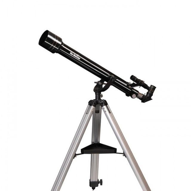 Bild von Skywatcher Mercury 607 - 60 mm f/700 Refraktor Teleskop