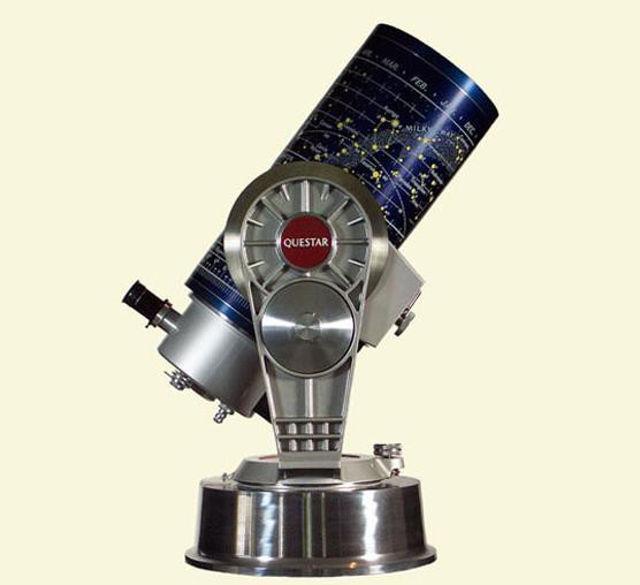 """Picture of Questar Duplex 3,5"""" Teleskop mit Pyrex Spiegel with Magnesium Fluorid Coating"""