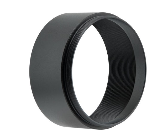 """Picture of TS Optics 30mm extension with M48 - 2"""" filter thread and 2"""" diameter"""