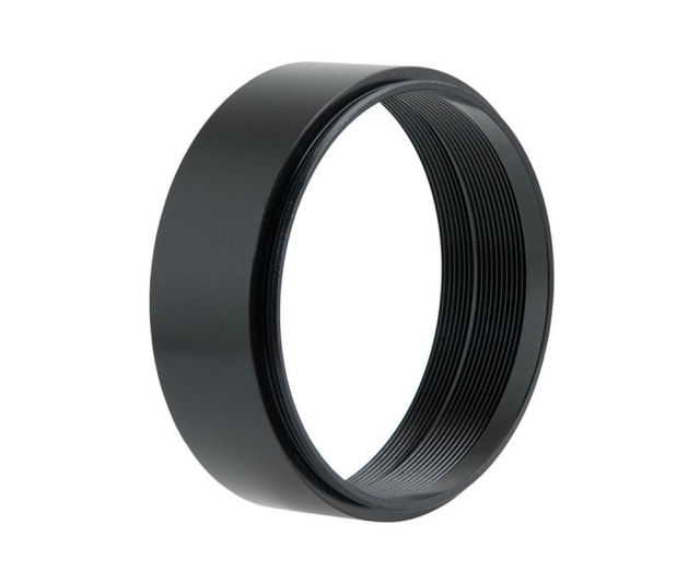 """Picture of TS Optics 15mm extension with M48 - 2"""" filter thread and 2"""" diameter"""