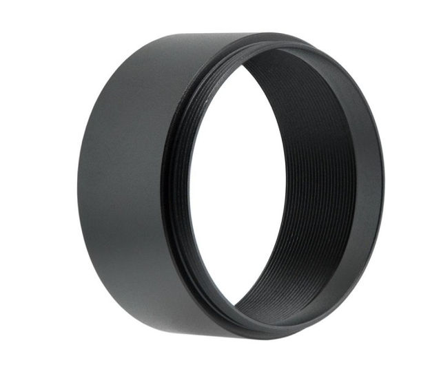 """Picture of TS Optics 20mm extension with M48 - 2"""" filter thread and 2"""" diameter"""