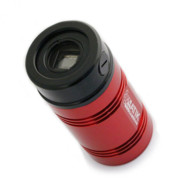 Picture of ATIK 414EX Color CCD Camera - Sensor 11mm diameter - 1.4 MP - 6.45µm