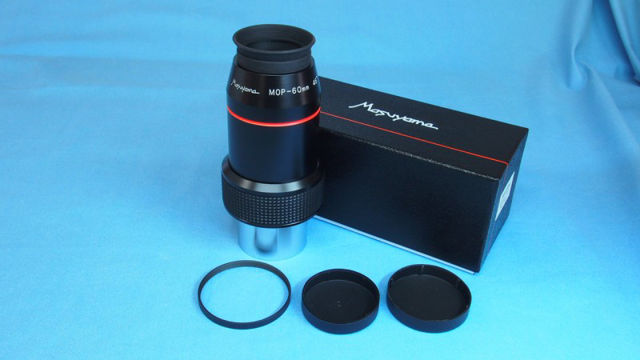 Picture of Masuyama 2 inch eyepiece with 60 mm focal length