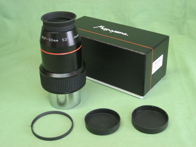Picture of Masuyama 2 inch eyepiece with 50 mm focal length