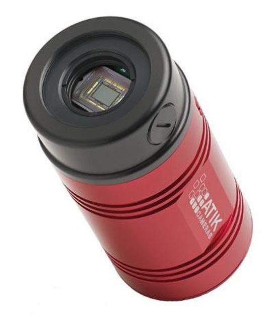 Picture of ATIK MONO CCD Camera - sensor 10,97mm diam. - 4.54µm