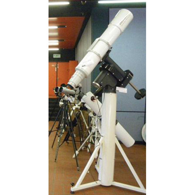 Picture of high Telescope Steel Pier-Tripod for Sideres 85 Mount